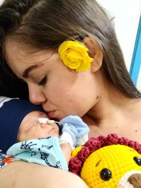 Carla Vitória e João Marcelo venceram a covid-19 - Arquivo Pessoal