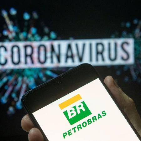 Petrobras contesta afirmação da Fiocruz de que a ampla disseminação do novo coronavírus entre empregados deve ser contabilizada como acidente de trabalho - SOPA Images/SOPA Images/LightRocket via Gett