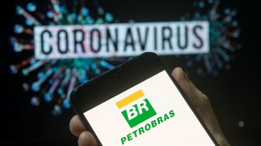 Além dos combustíveis, a Petrobras também doou testes, equipamentos de cozinha e material de higiene - SOPA Images/SOPA Images/LightRocket via Gett