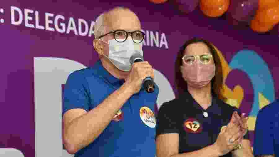 Edvaldo Nogueira (PDT), prefeito de Aracaju (SE) e candidato à reeleição em 2020 - Reprodução/Facebook