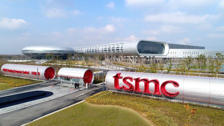 TSMC, maior fabricante de chips do mundo, vai aumentar preço de seus componentes - TSMC/Divulgação
