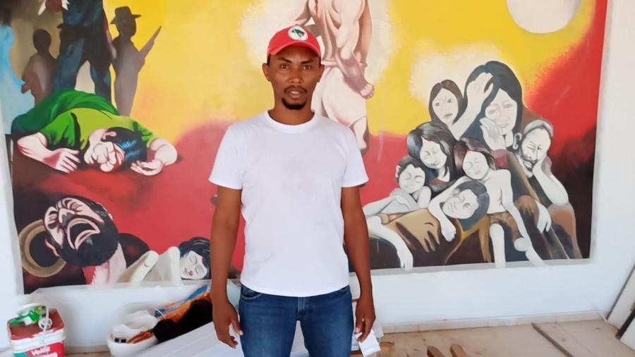 Batista do Nascimento da Silva tinha 15 anos à época do Massacre de Eldorado dos Carajás - Arquivo Pessoal