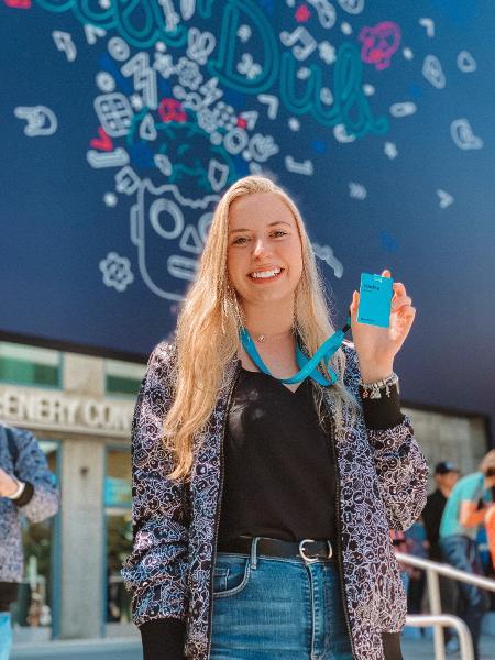 Karina Tronkos conquistou destaque com projeto que se inspirar na natureza para desenvolver produtos e serviços - Arquivo pessoal