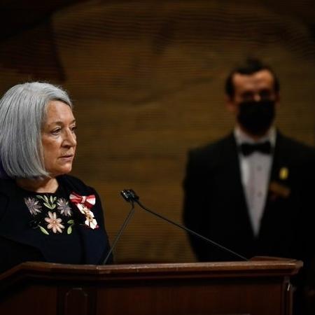 Mary Simon, primeira governadora-geral indígena do Canadá - Reprodução/Twitter @GGCanada