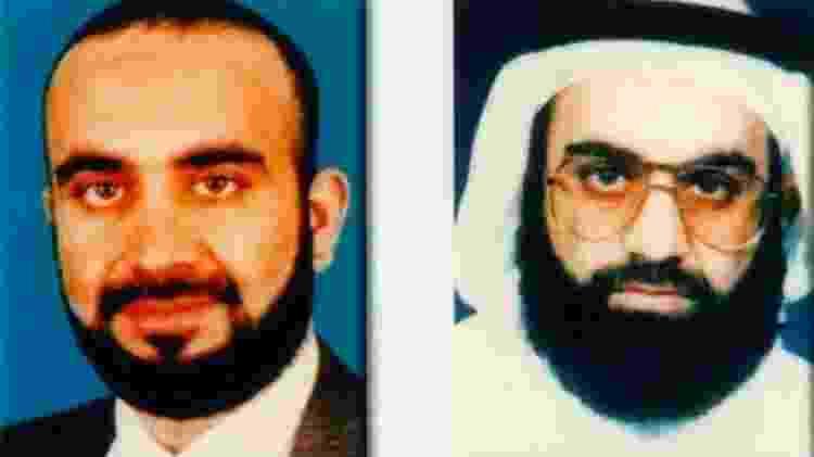 Khalid Sheikh Mohammed, acusado de ser o arquiteto dos atentados - GETTY IMAGES - GETTY IMAGES