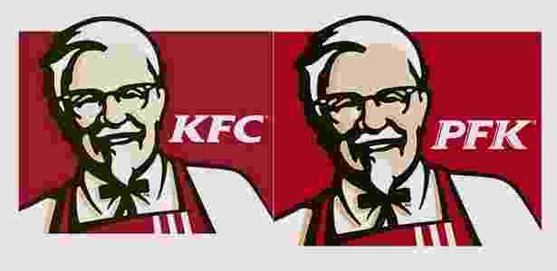 KFC/PFK - Montagem/Divulgação - Montagem/Divulgação