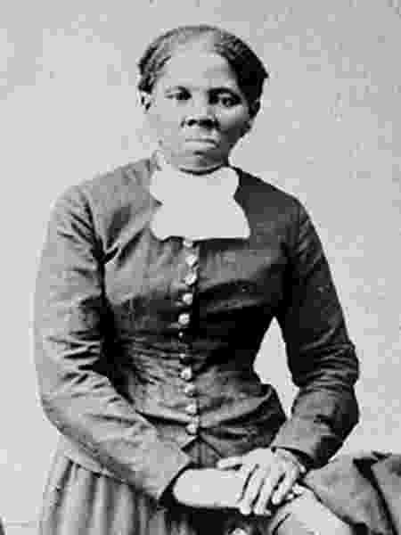 A ativista Harriet Tubman - Biblioteca do Congresso/Reuters - Biblioteca do Congresso/Reuters
