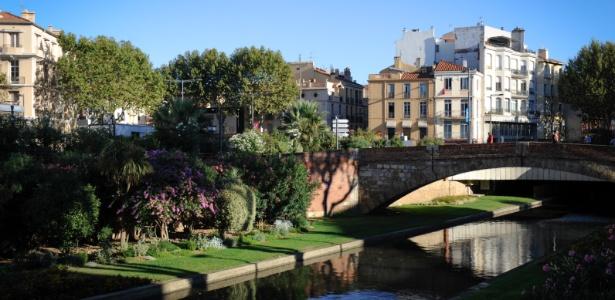 Cidade de Perpinhã, reduto dos catalães franceses