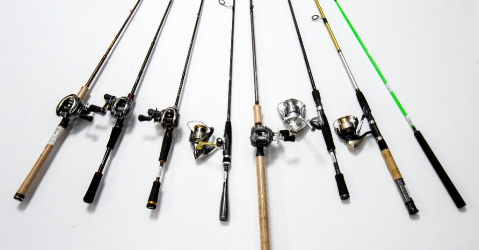 db8e4ade9 Fotos  Conheça modelos de varas de pesca