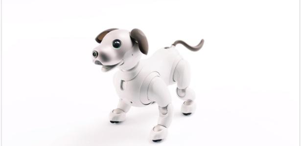 aibo, cão robótico da Sony