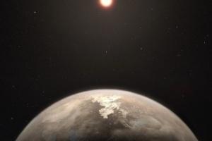 Como é Ross 128 b, o recém-descoberto planeta próximo à Terra com melhores condições para abrigar vida (Foto: Eso)