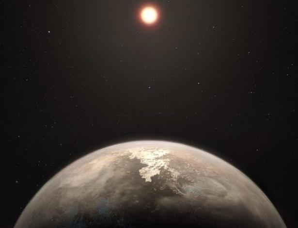 Ross 128 b pode ser a melhor possibilidade conhecida hoje de haver vida fora do Sistema Solar