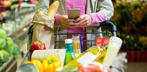 Aplicativos com descontos começam a se espalhar em supermercados