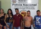 Divulgação/ Ministério do Interior do Paraguai