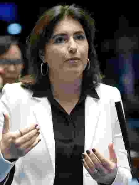 Senadora Simone Tebet (MDB-MS) - Pedro França/Agência Senado
