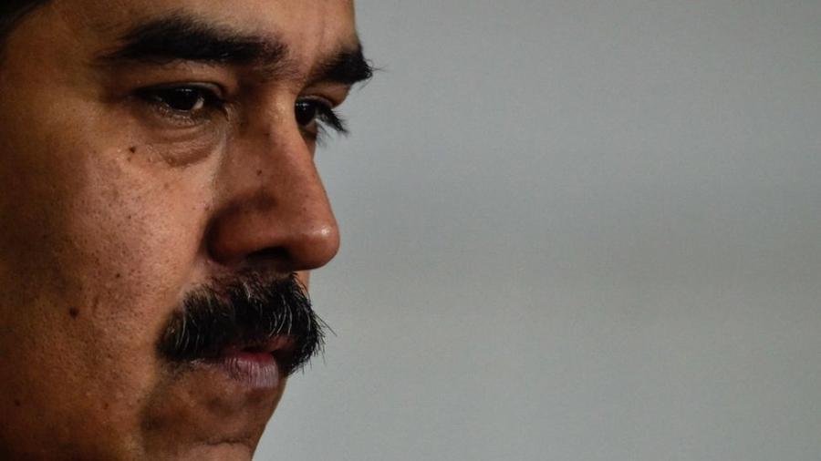 A crise do governo de Nicolás Maduro carrega um dilema para a esquerda da América do Sul - Getty Images