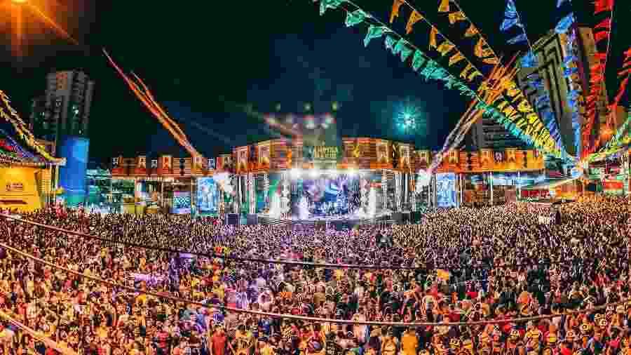 Festa de São João em Campina Grande - Divulgação