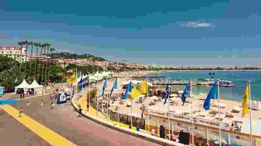 O Cannes Lions acontece de 17 a 21 de junho, na Riviera Francesa - Reprodução