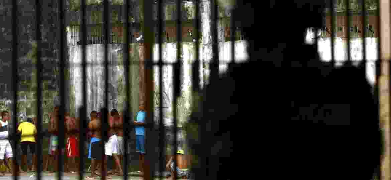 Imagem de arquivo do sistema penitenciário do Pará - Thiago Gomes/AGIF/Folhapress