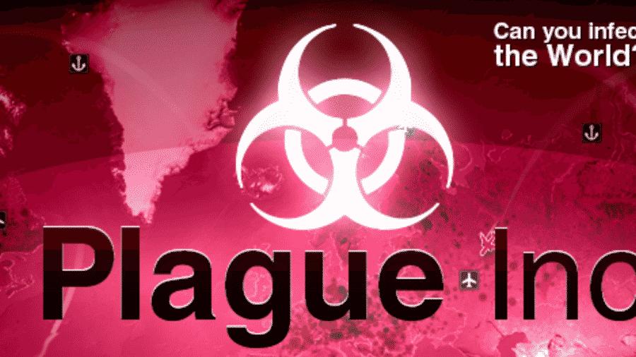 No game, o jogador é um patógeno mortal que se espalha pelo mundo para acabar com a humanidade - Reprodução