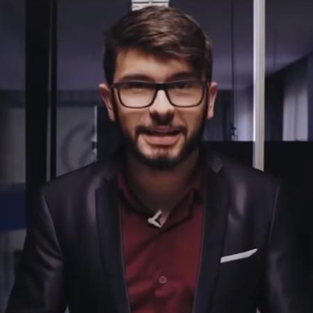 Danter Silva, ex-diretor de marketing da Unick Forex - Reprodução