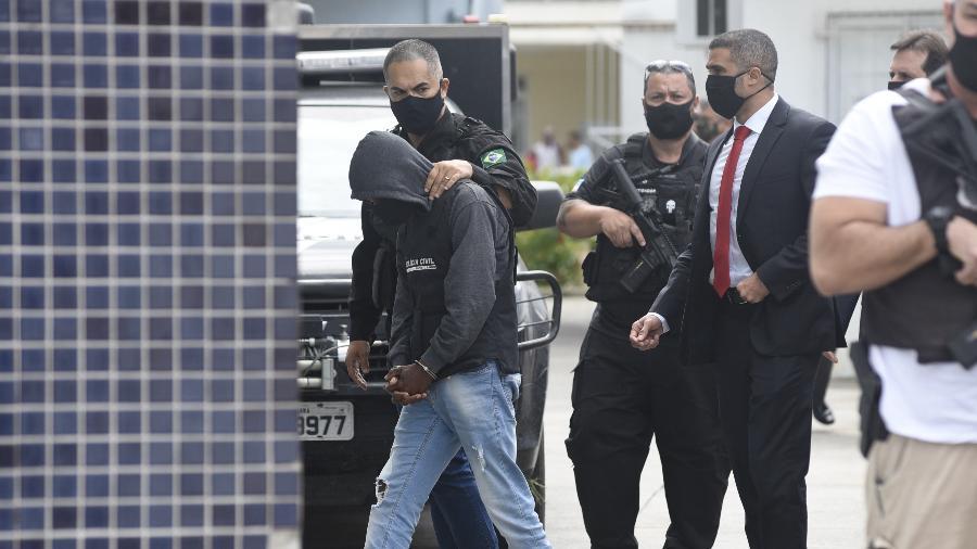Homem de 33 anos suspeito de estuprar e engravidar sobrinha de 10 anos, no ES, chega a Vitória após ser preso em MG - A Gazeta