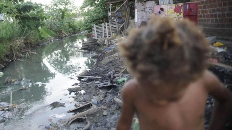 """Apesar de """"Brasil contribuir para que mundo continuasse alimentado"""", como disse Bolsonaro na ONU, IBGE diz que fome atinge níveis alarmantes no país - especialmente no campo - Fernando Frazão/Agência Brasil"""