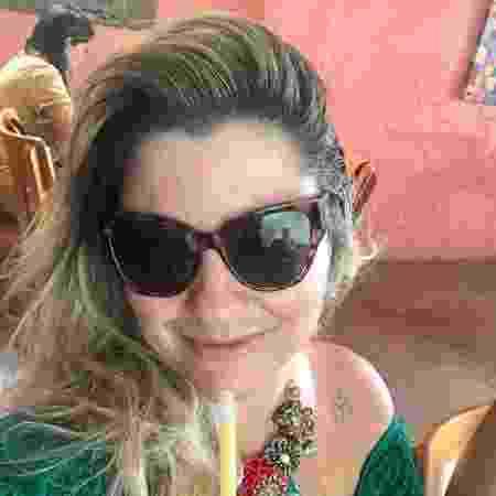 Ana Patricia - Arquivo pessoal - Arquivo pessoal