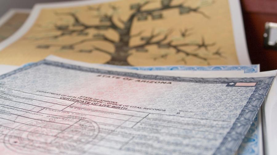 Aprenda a tirar uma certidão de nascimento sem ir ao cartório - Getty Images/iStockphoto