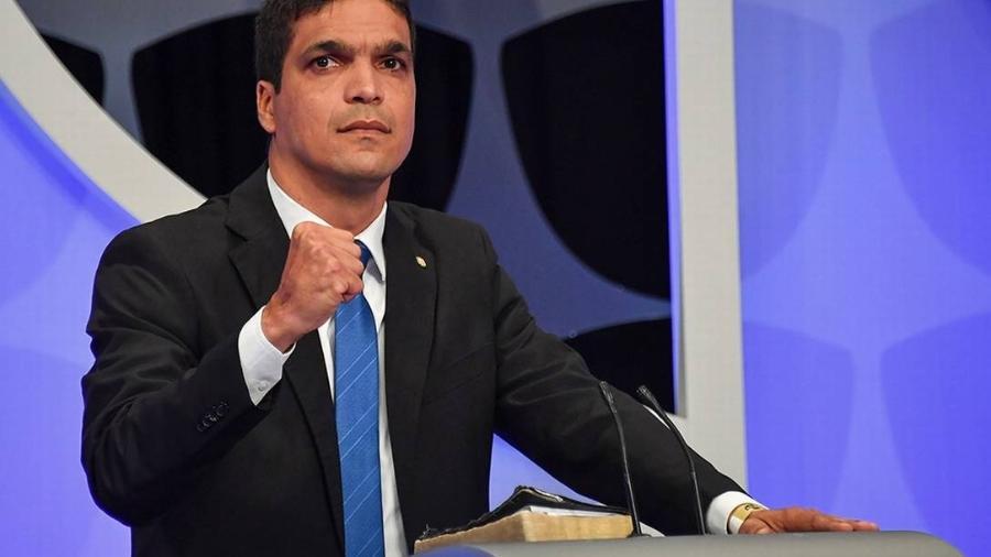Cabo Daciolo disse ser pré-candidato em 2022, mesmo sendo contra a filiação partidária - Reprodução