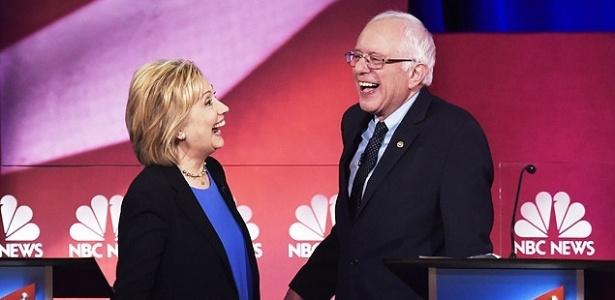 Na próxima terça-feira, os dois pré-candidatos se enfrentarão nas primárias de New Hampshire