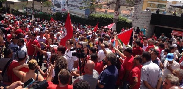 Partido dos Trabalhadores usa ação da PF para reorganizar militância - Mário Braga/Estadão Conteúdo