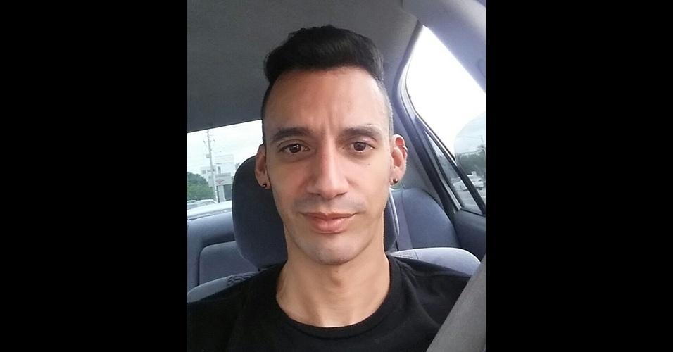 12.jun.2016 - O porto-riquenho Eric Ivan Ortiz-Rivera, 36, foi uma das 50 pessoas mortas no massacre na boate gay Pulse, em Orlando, Flórida (EUA). Ele morava em Miami