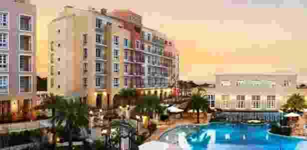 IL Campanário Villaggio Resort, um dos hotéis mais luxuosos de Florianópolis - Divulgação