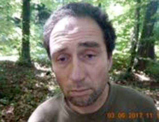 24.jul.2017 - Franz Wrousis, 51, é suspeito por ataque com serra elétrica em Schaffhausen, na Suíça