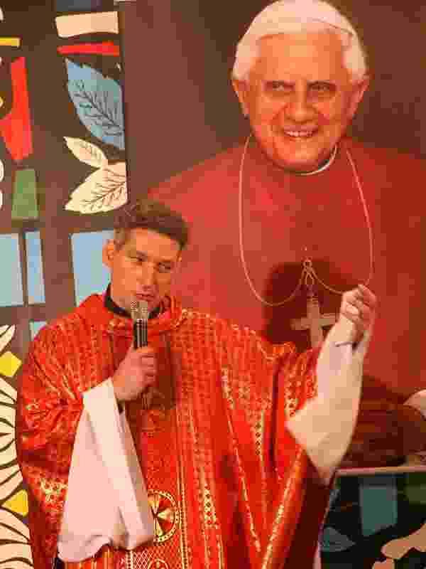 6.abr.2007 - Robson Ventura/Folha Imagem