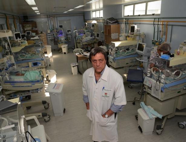 O obstetra Olímpio Moraes, médico pernambucano que foi excomungado após realizar um aborto em uma menina de nove anos - Teresa Maia/UOL