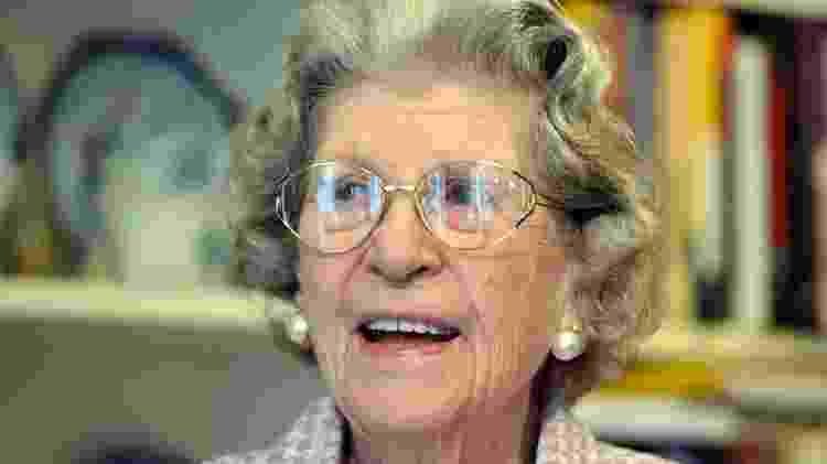 Trumpington trabalhou em Bletchley Park, depois foi ministra do partido Conservador britânico e membro da Câmara dos Lordes - BBC - BBC