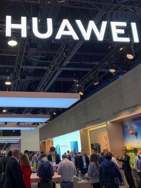 Acusações dos EUA minam a ascensão da Huawei - Bruna Souza Cruz/UOL