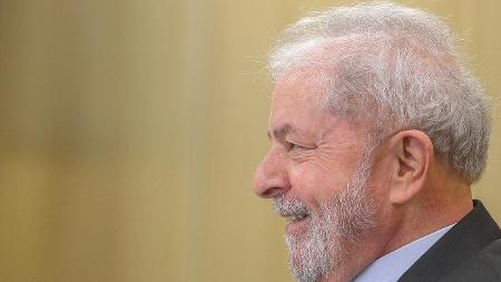 Ex-presidente afirma que não quer ser candidato a nada - Ricardo Stuckert/Instituto Lula