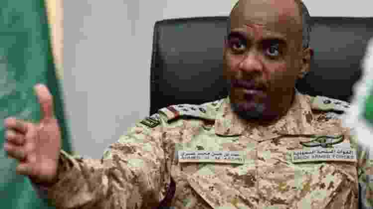 O ex-vice-chefe de inteligência Ahmed al-Asiri não foi considerado culpado de envolvimento no assassinato - AFP
