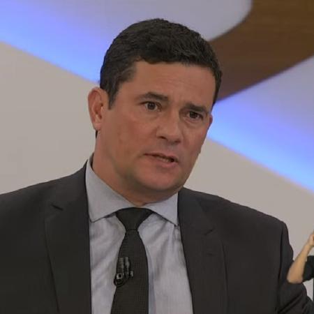 Sergio Moro está na mira da bancada da bala - Reprodução/TV Cultura