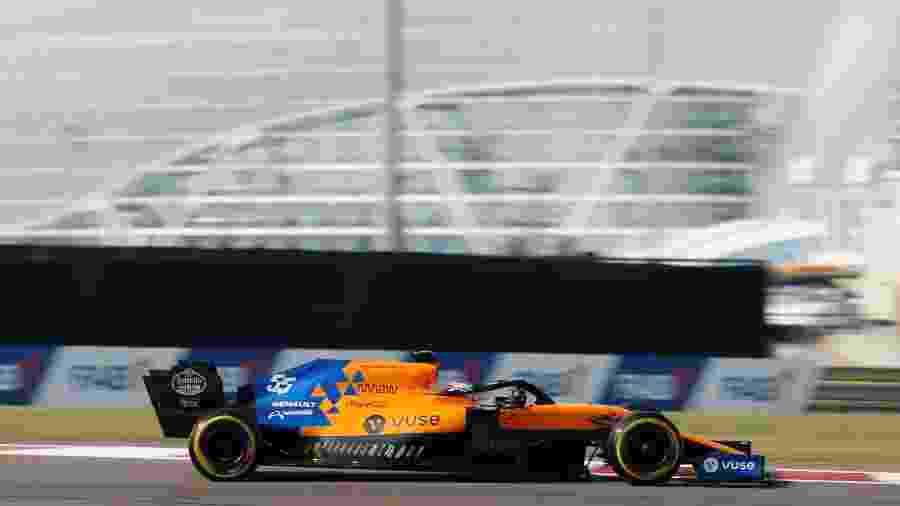Carro da McLaren - HAMAD I MOHAMMED