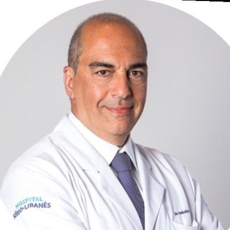Fernando Ganem, médico do Sírio-Libanês - Reprodução / LinkedIn