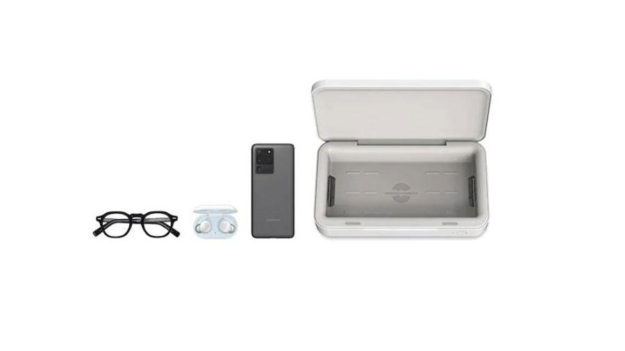 ITFIT UV Sterilizier, o carregador da Samsung que mata bactérias - Divulgação