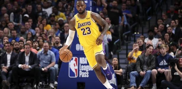 LeBron James e outros astros declaram apoio a boicote na NBA