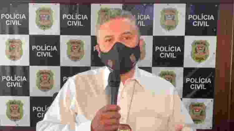 fabio pinheiro lopes - Reprodução/CNN Brasil - Reprodução/CNN Brasil