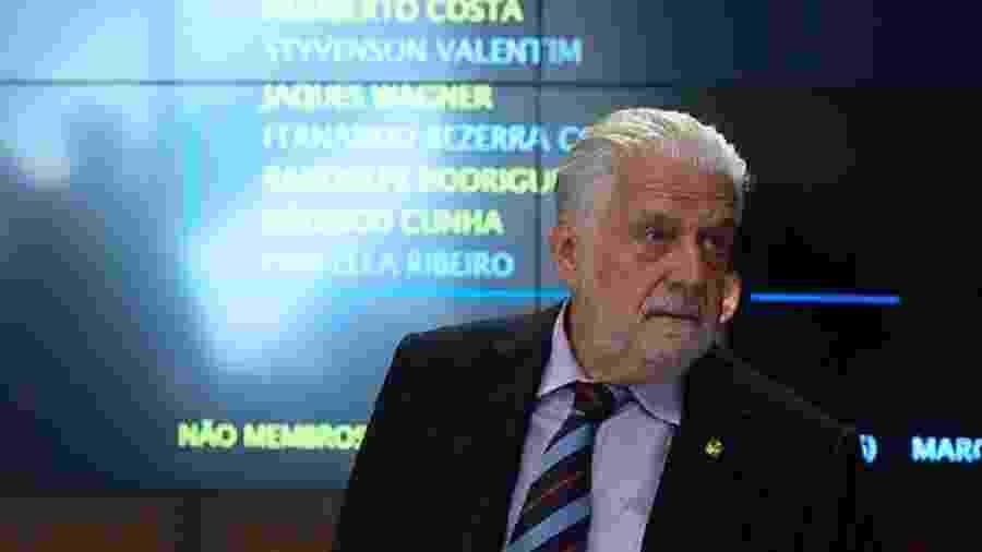 Em entrevista para a rádio Metrópole, Jaques Wagner elogiou Manuela, Boulos, Marília e João Campos - Marcos Oliveira/Agência Senado