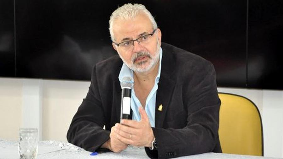 Marcus Vinicius David, reitor da Universidade Federal de Juiz de Fora e vice-presidente da Andifes - Alexandre Dornelas/UFJF