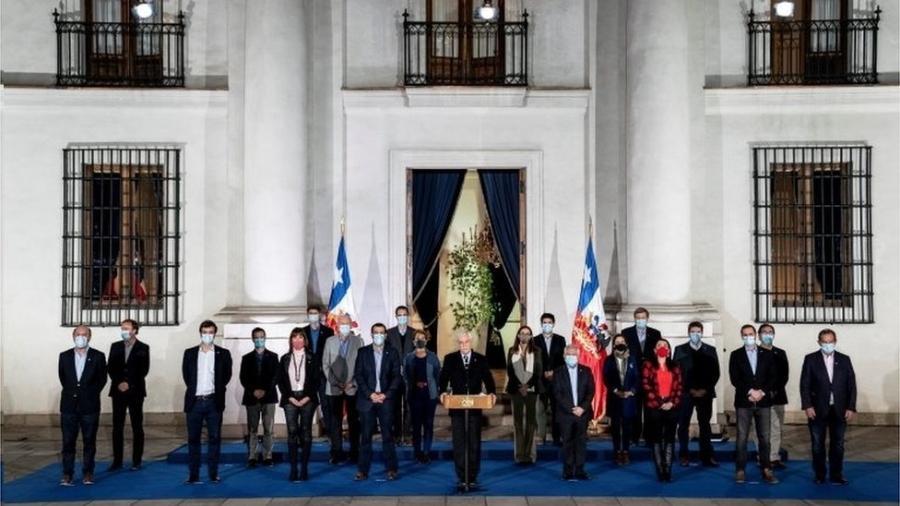 Nova Constituição será ponto de inflexão na história do Chile - EPA